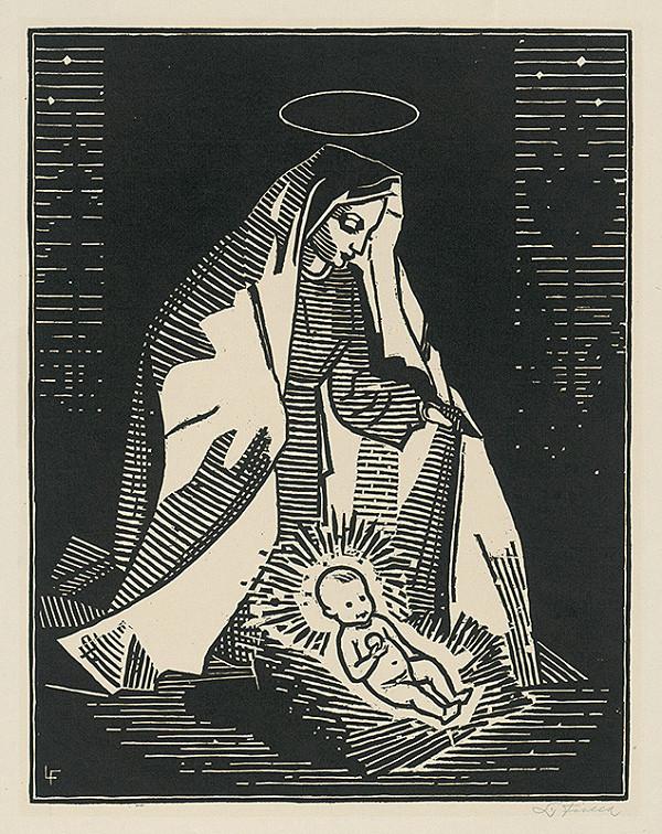 Ľudovít Fulla - Narodenie