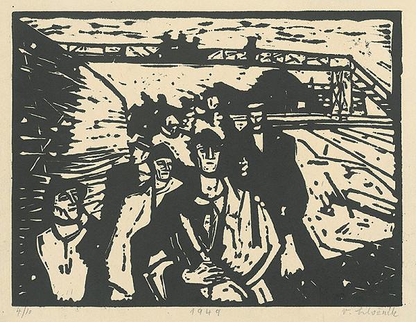 Vincent Hložník – Robotníci