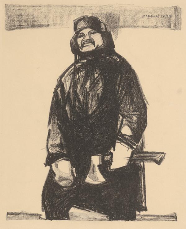 Viliam Chmel – Oravský drevorubač