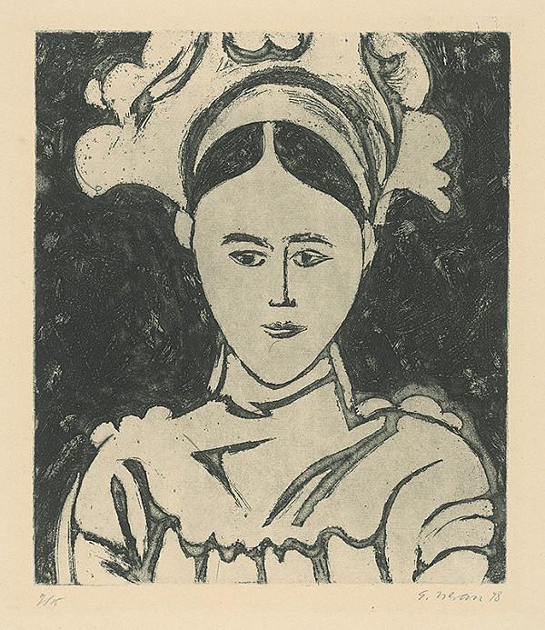 Eugen Nevan - V kroji
