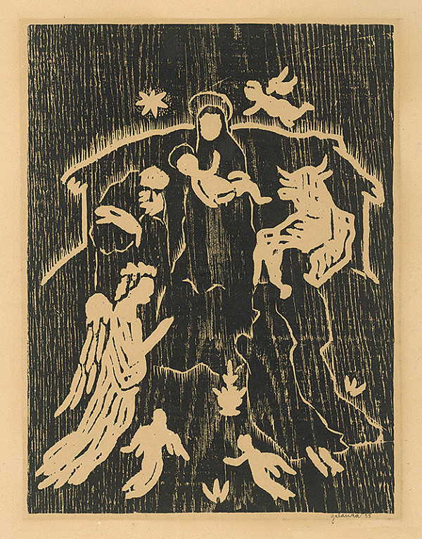 Mikuláš Galanda – Vianoce