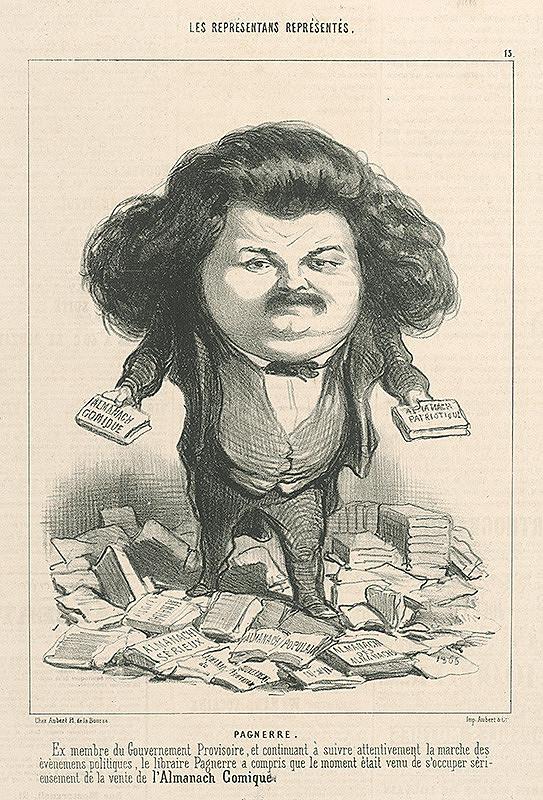 Honoré Daumier – Pagnerre