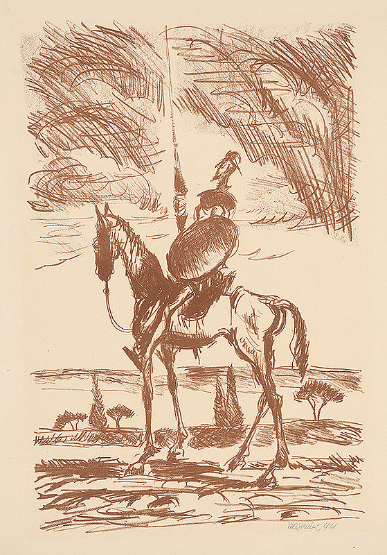 Cyprián Majerník - Don Quijote