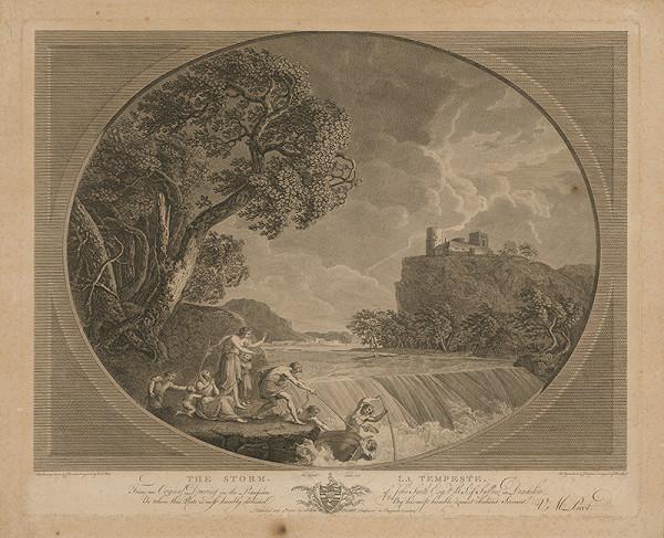 Victor Marie Picot, Francesco Bartolozzi, John James Barralet – Povodeň