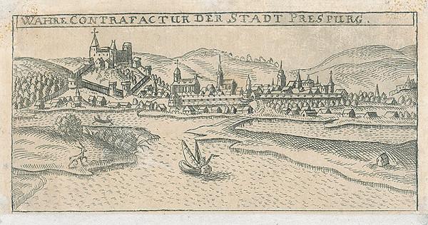 Stredoeurópsky grafik zo 16. storočia - Bratislava