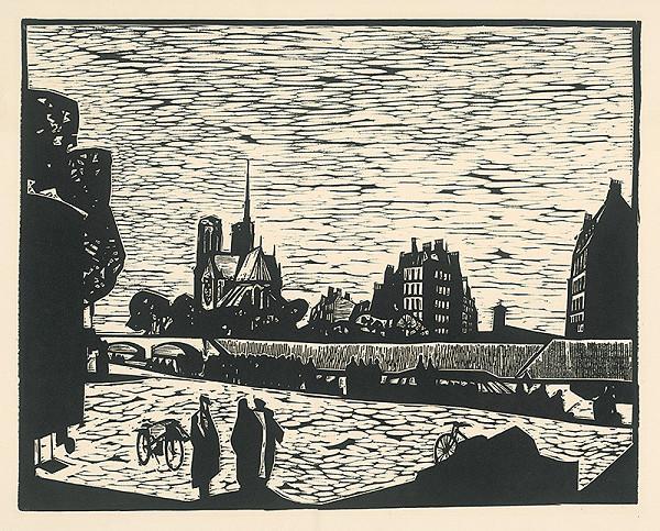 Vincent Hložník - Mesto