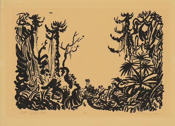 Ľubomír Kellenberger – Cesta v džungli