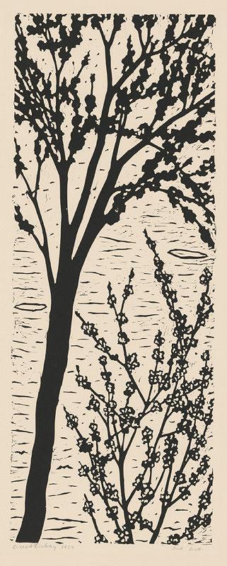 Orest Dubay – Rozkvitnutý strom