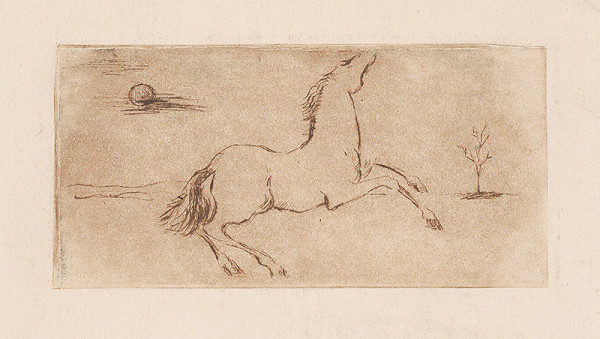 Ernest Špitz – Kôň