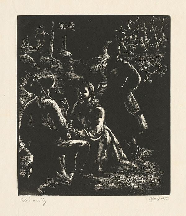 Tibor Gáll – Filúz a víly