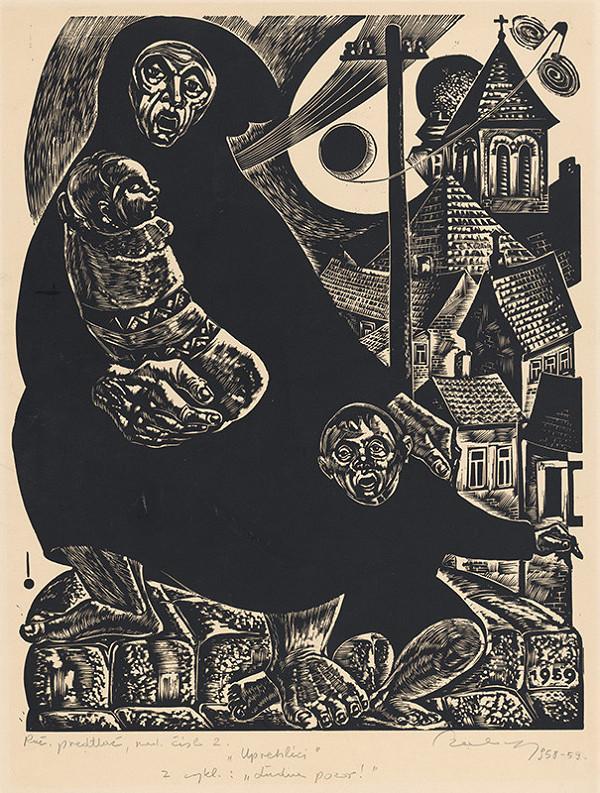 Július Szabó – Utečenci