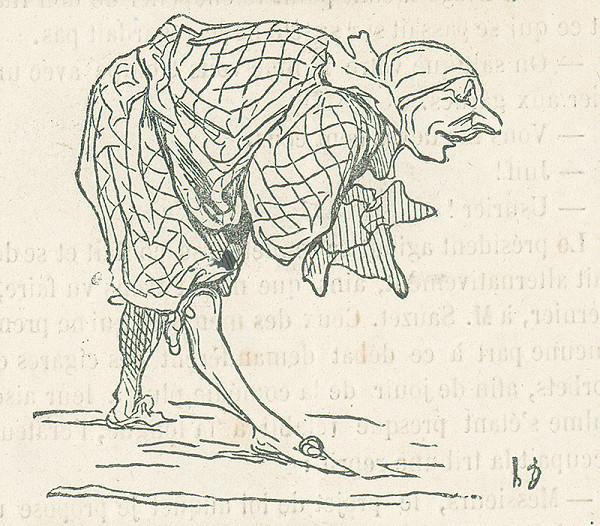 Honoré Daumier – Pätolízač