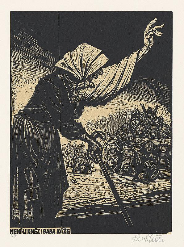 Karel Štěch - Není-li kněz,bába káže