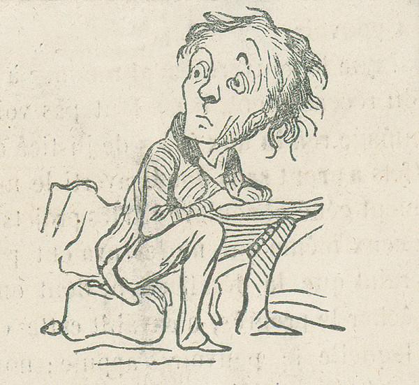 Honoré Daumier – Ustrašený