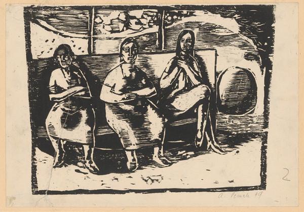 Alojz Pepich – Tri ženy