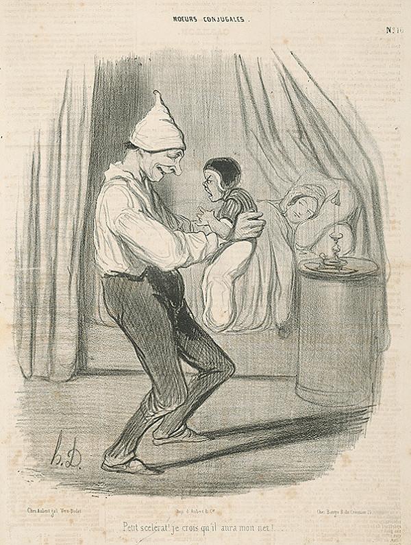 Honoré Daumier – Podobnosť
