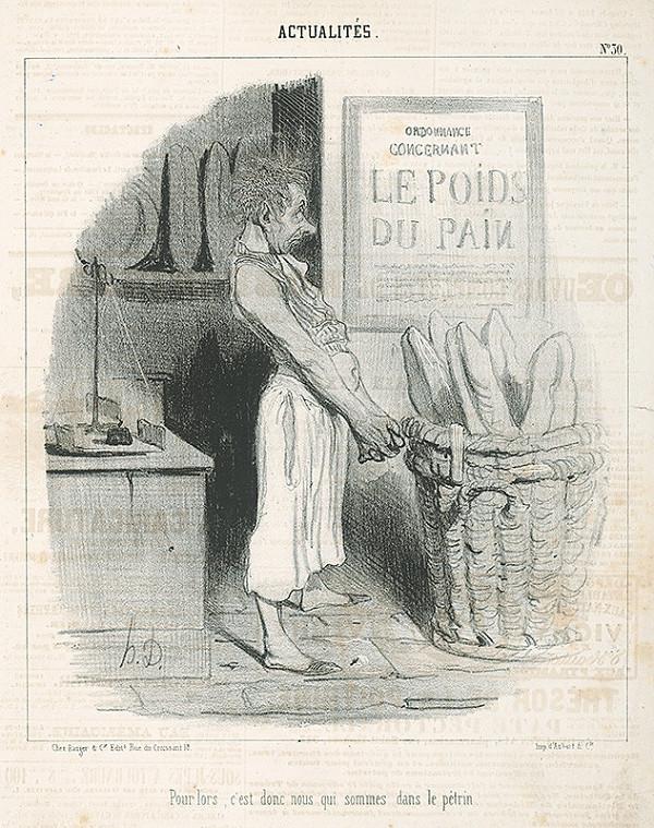 Honoré Daumier - Pekár