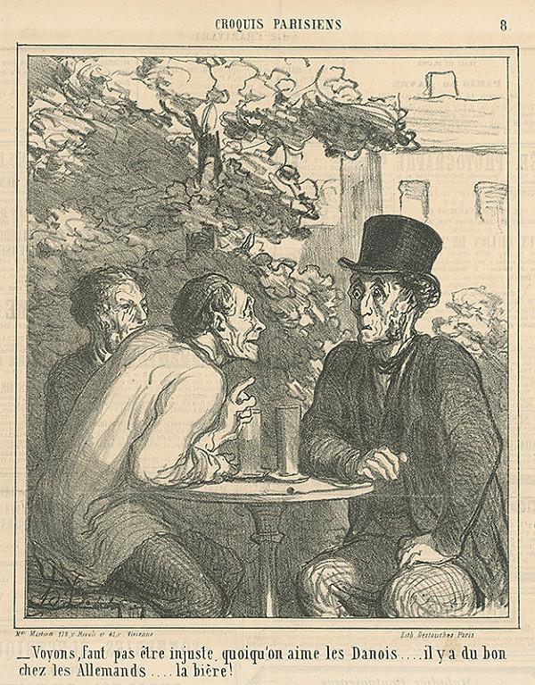 Honoré Daumier – Rozhovor