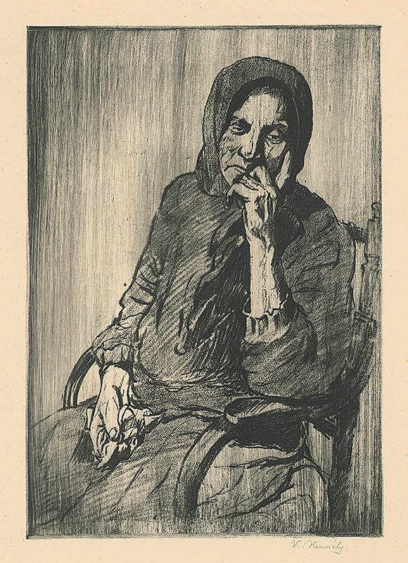 Viktor Hermély – Moja matka