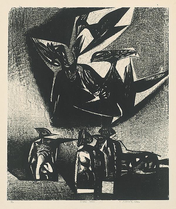 Vincent Hložník - Čierni vtáci