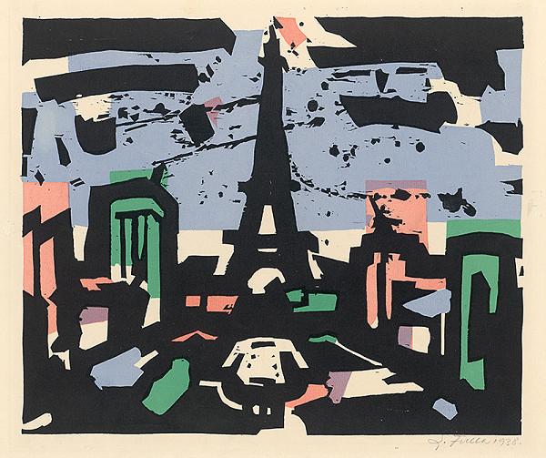 Ľudovít Fulla - Výstava v Paríži