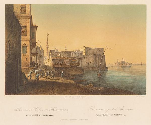 Karol Ľudovít Libay – Nový prístav v Alexandrii