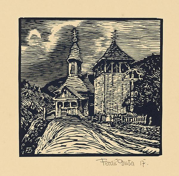 Ferdiš Duša - Cerkva vo Folwarkách