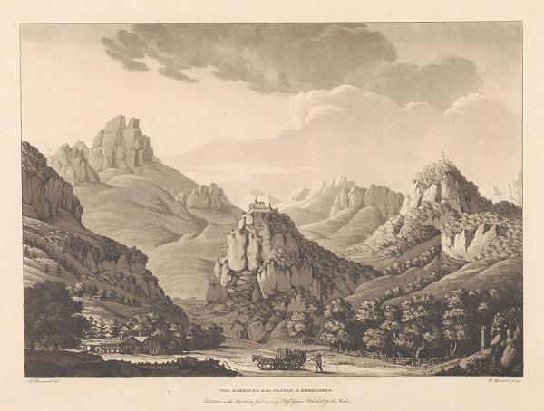 Jean-François Albanis de Beaumont, Cornelis Apostool - Priehrada pri zámku Ehremberg