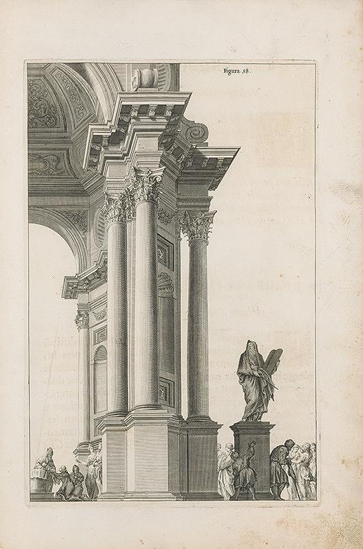 Vincenzo Mariotti, Andrea Puted, Andrea Pozzo – Figura quinquagesimaoctava