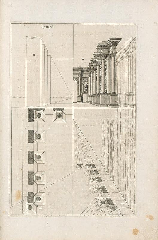 Vincenzo Mariotti, Andrea Puted, Andrea Pozzo - Figura septuagesimasexta