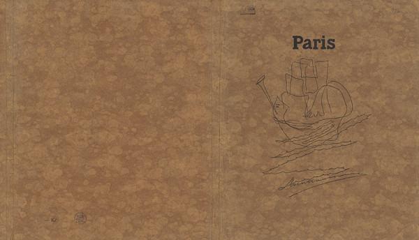 Josef Šíma - Paríž