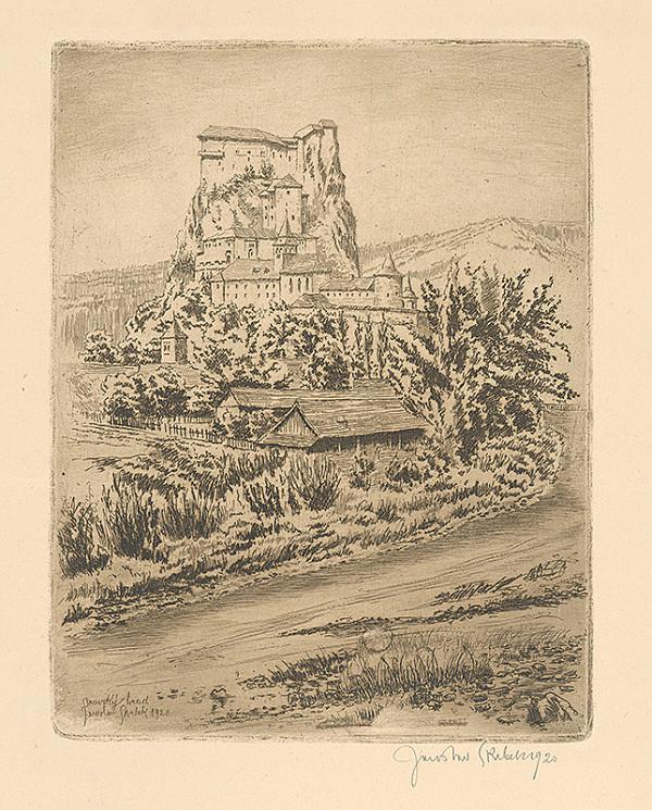 Jaroslav Skrbek - Oravský hrad