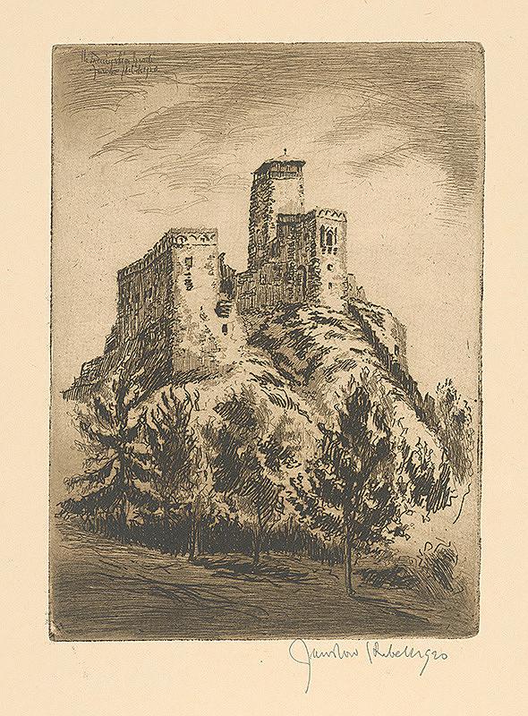 Jaroslav Skrbek - Trenčiansky hrad