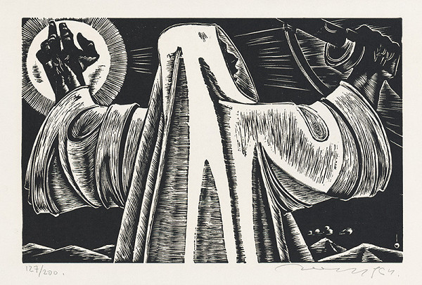 Július Szabó – Pozdravenie slnka
