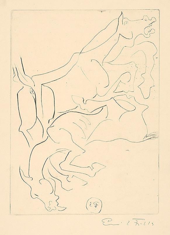 Emil Filla – Padlé kone