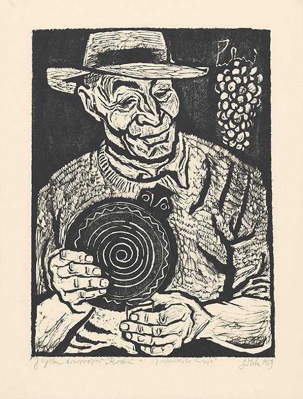 Gabriel Štrba st. – Z vinárskeho kraja