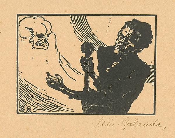 Mikuláš Galanda – Prízrak smrti