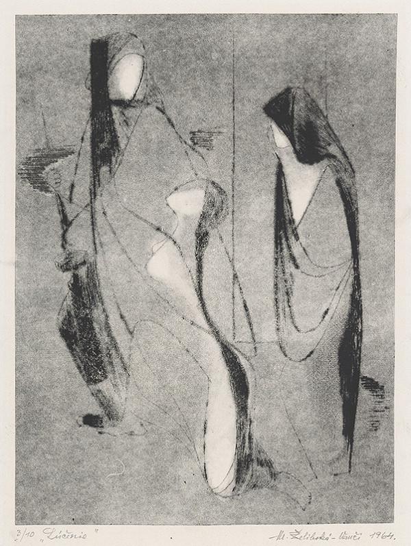 Mária Želibská – Lúčenie