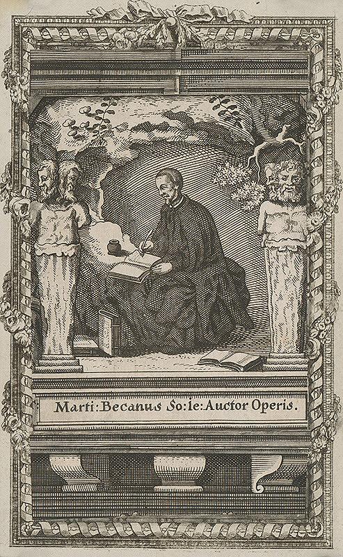 Západoeurópsky autor zo 17. storočia - Titulný list