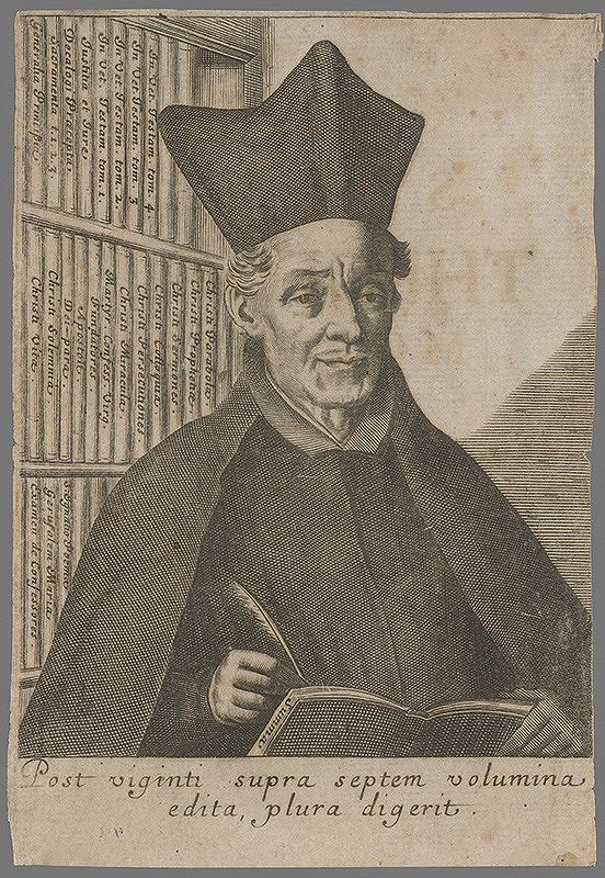 Západoeurópsky autor z 18. storočia – Titulný list