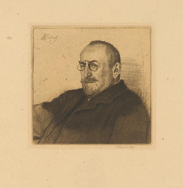 Max Švabinský – Hanuš Schweiger