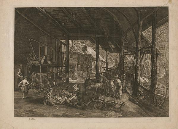 Peeter Clouwet, Peter Paul Rubens - Zima