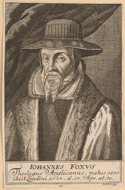 Johann Benjamin Brühl – Portrét Jána Foxa