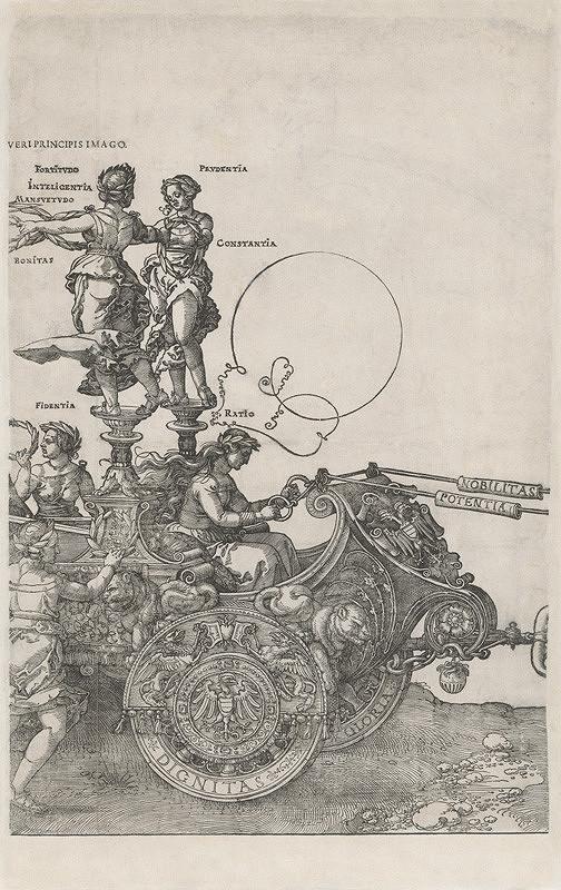 Albrecht Dürer - Dignitas