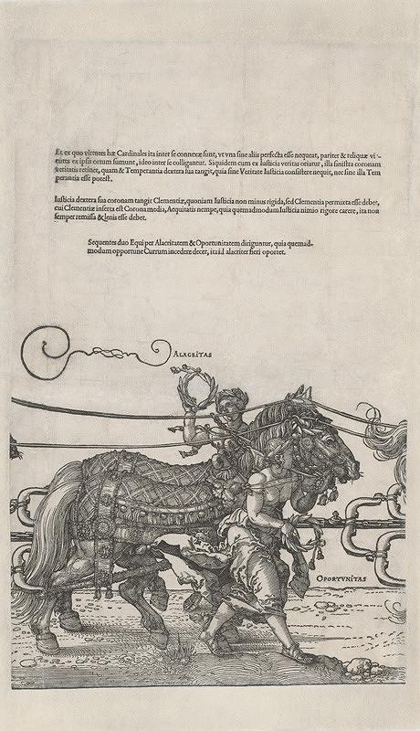 Albrecht Dürer - Odhodlanosť a povoľnosť