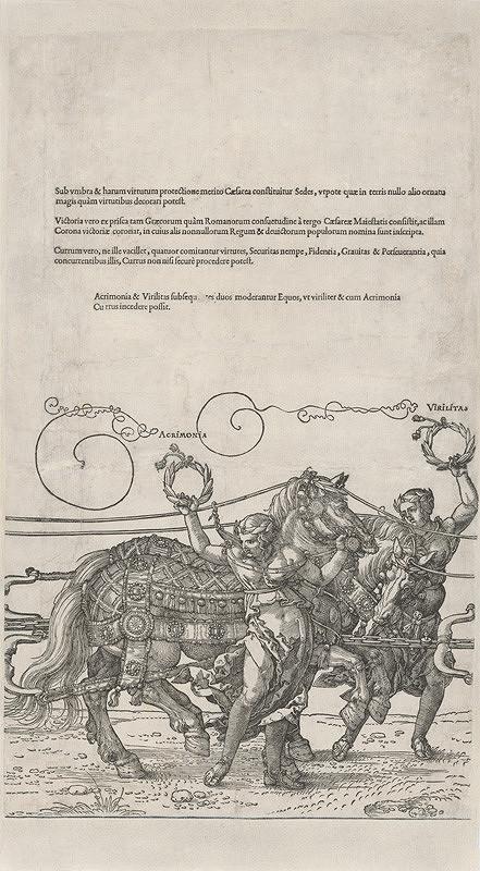 Albrecht Dürer – Ráznosť a mužnosť