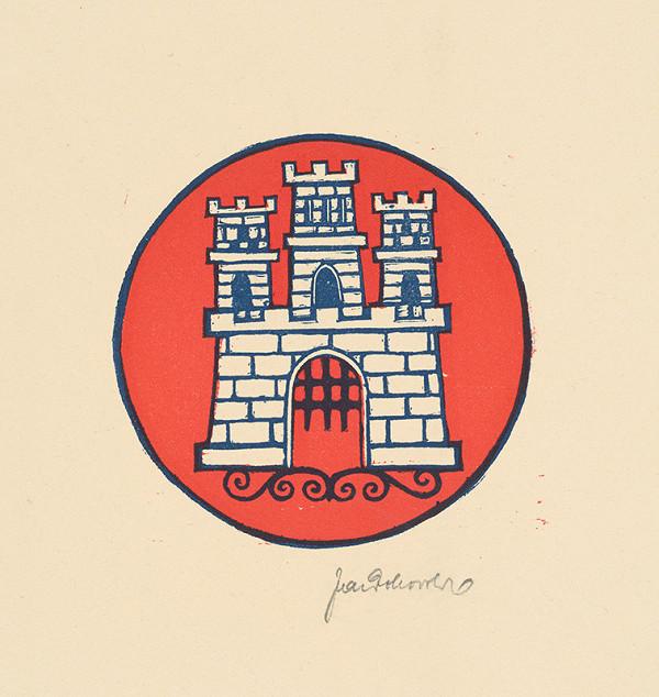 Jaroslav Dobrovolský – Znak mesta Bratislavy