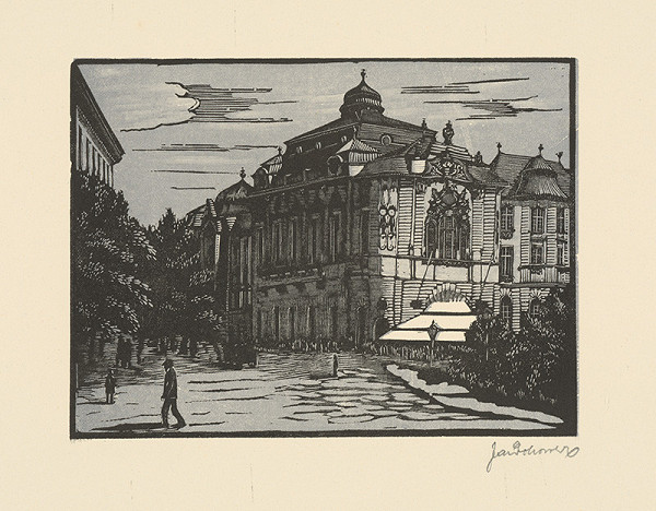 Jaroslav Dobrovolský – Reduta