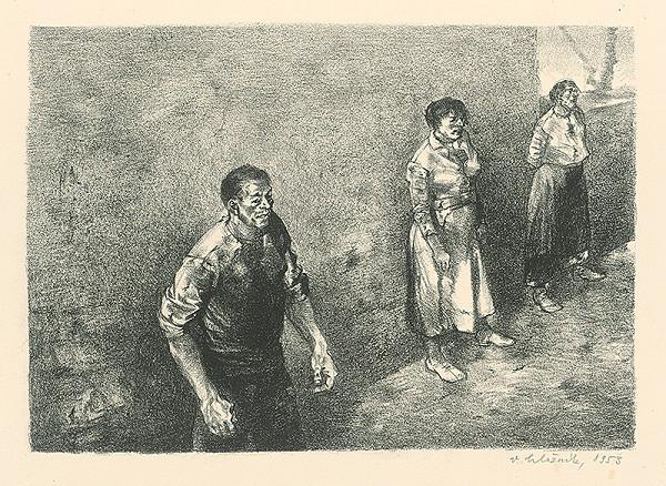 Vincent Hložník – Pri stene