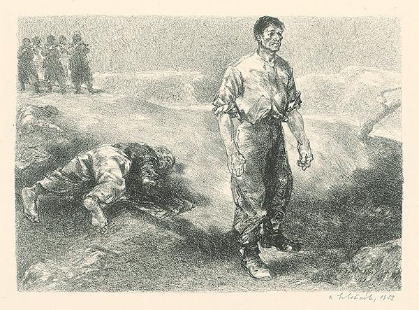 Vincent Hložník – Posledný